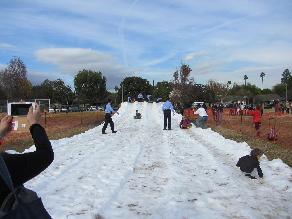 Winter Family Festival 2015