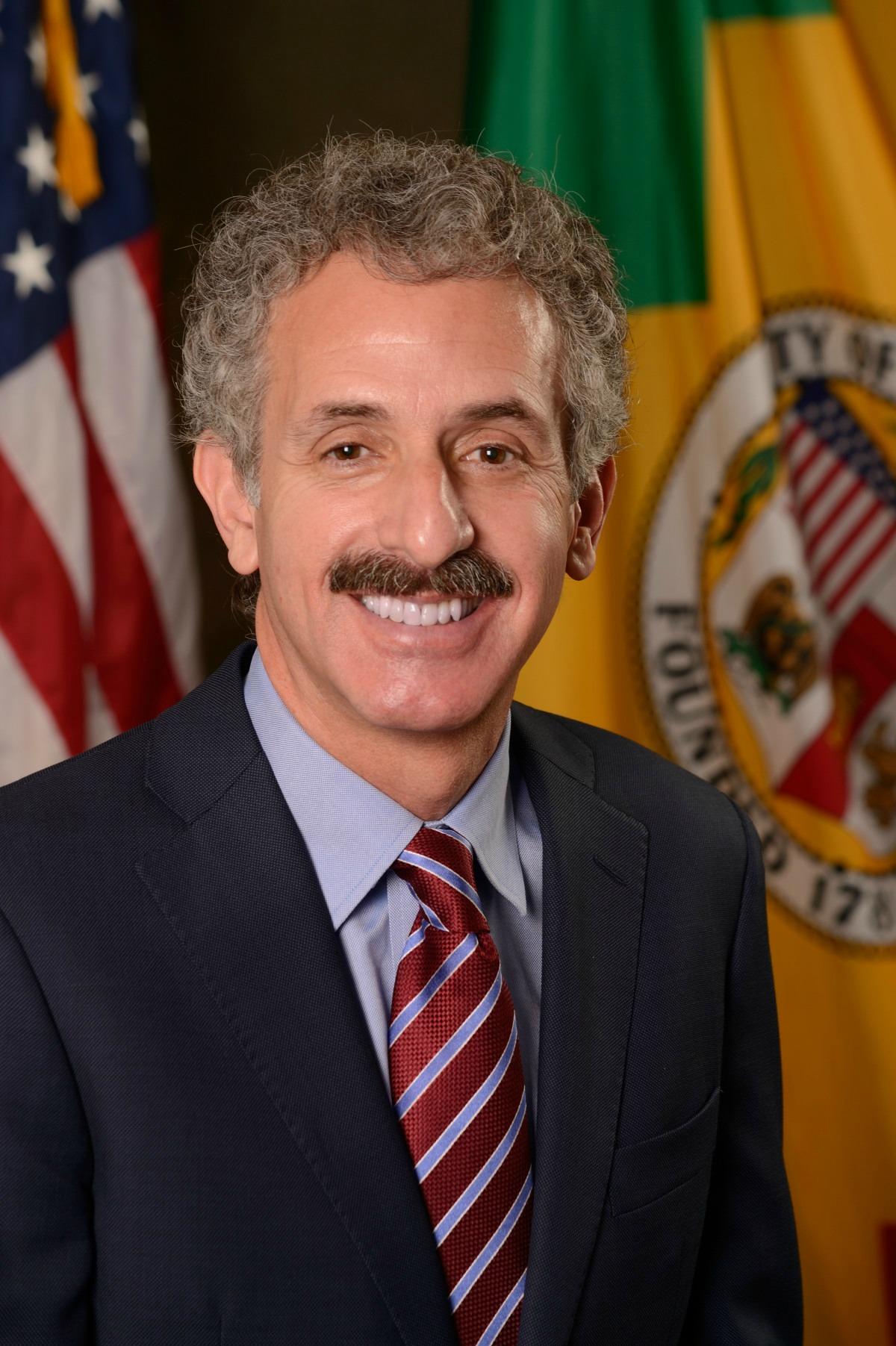 06-12-2014, Portraits of  Mike Feuer  in CLA Office Room 265
