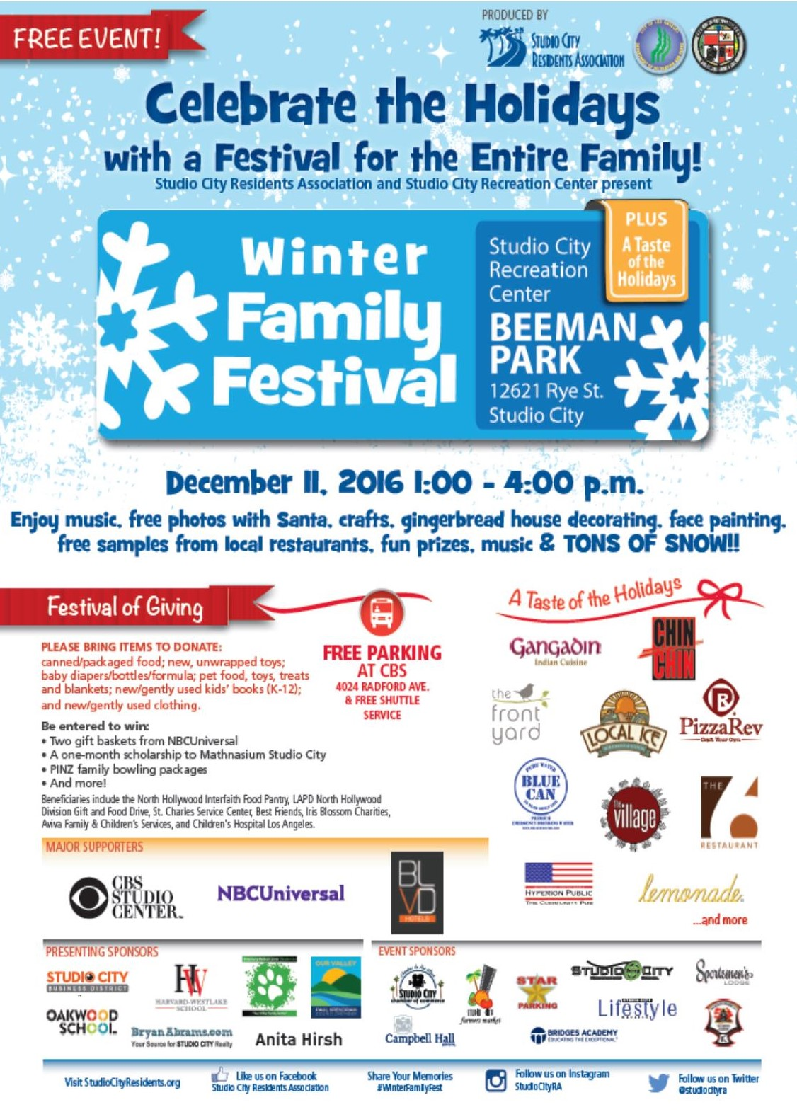Winter Family Festival 2016 (2)